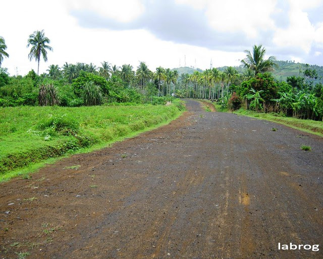 BIA Access Road (u/c) Estanza, Legazpi to Gabawan, Daraga - July 2010