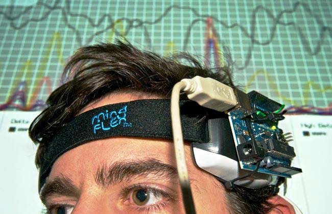 Mind Controlled Arduino using Mindflex headset