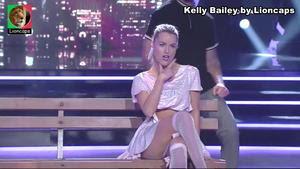 Kelly Bailey sensual no Dança com Estrelas