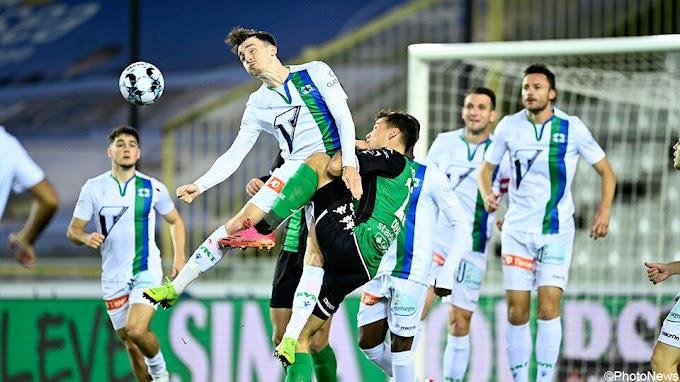 LIVE: Denkey kopt Cercle Brugge op voorsprong tegen Tienen