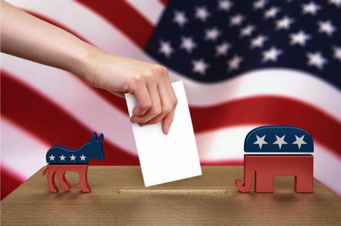 как работает избирательная система США