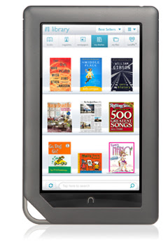 Nook Color eBook