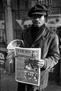 Jornal dos Panteras Negras, por volta de 1968