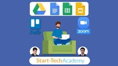 Tools for Working From Home - Google Apps, Trello & Zoom
