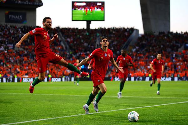 2d0466689 Portugalia pokonała Holandię i wygrała Ligę Narodów UEFA