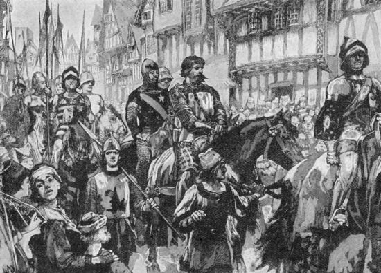 William Wallace ejecucion