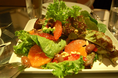 Salad of Baby Mixed Greens