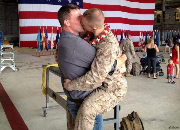 Сексуально-озабоченная армия США