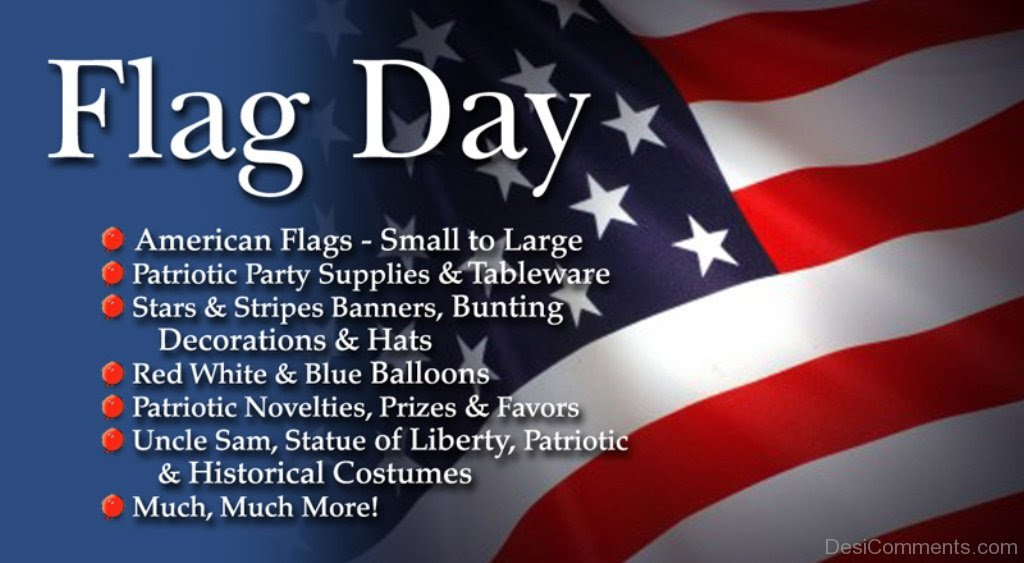 Flag Day Pictures, Images, Graphics for Facebook, Whatsapp