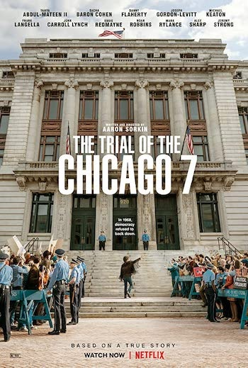The Trial of The Chicago 7 (2020) English 480p WEB-DL 350MB ESubs