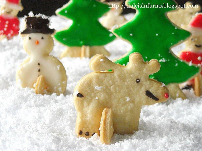 Biscotti alla Panna Stand Up-Cream Stand Up Biscuits