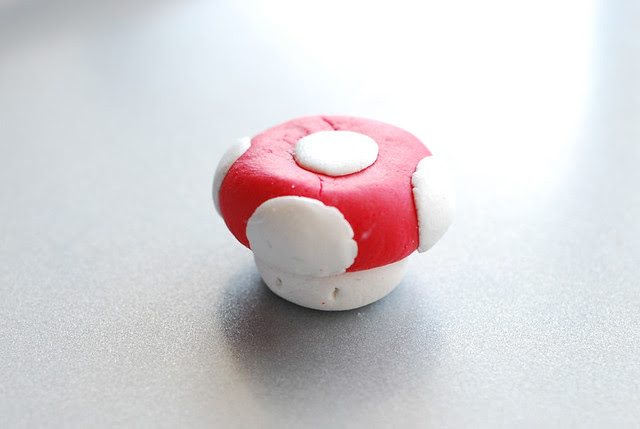 Sculpting a Clay Mario Toad
