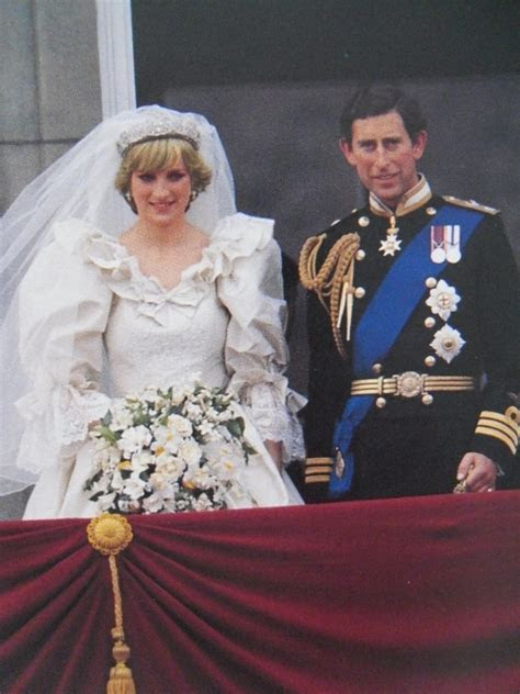 How Conventional Was Charles and Diana?s Wedding?   HISTORY
