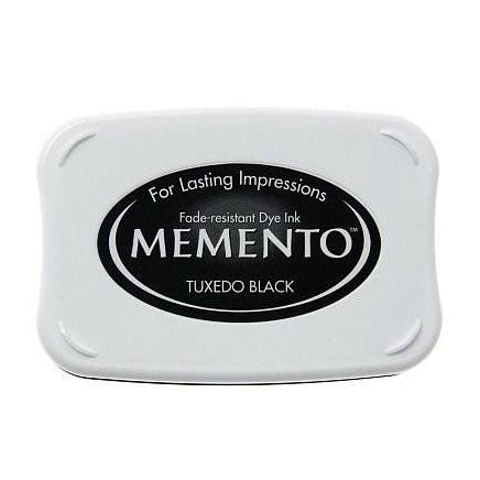 Memento Tuxedo Black Ink and other colors