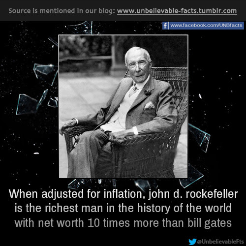 john d rockefeller net worth 2014