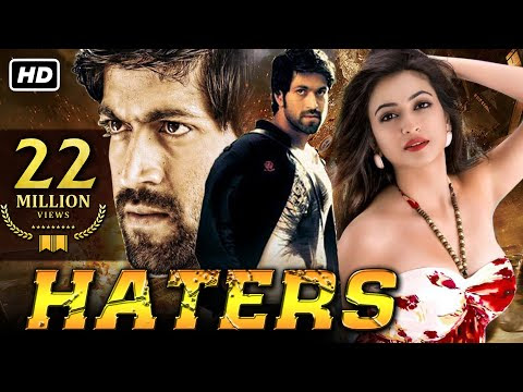 Haters (2020) Yash - Latest Blockbuster Movie Full Hindi Dubbed Movie | South Indian Movies 2020 New