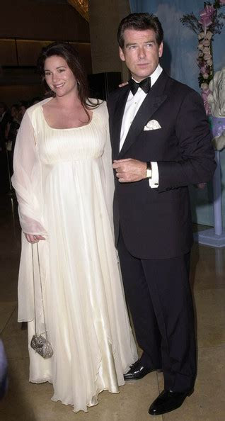Pierce Brosnan and Keely Shaye Smith   2001   The Most