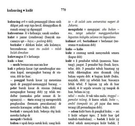 bahasa indonesia kamus