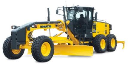 Motor Grader : Alat Berat untuk Permukaan Tanah oleh - bulldozercaterpillar.xyz