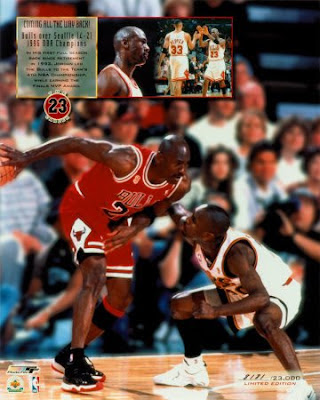 2281060d7b9aae Insignificant Knowledge  Michael Jordan s Historical Air Jordans