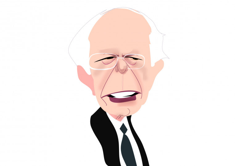 <p>Bernie Sanders.</p>