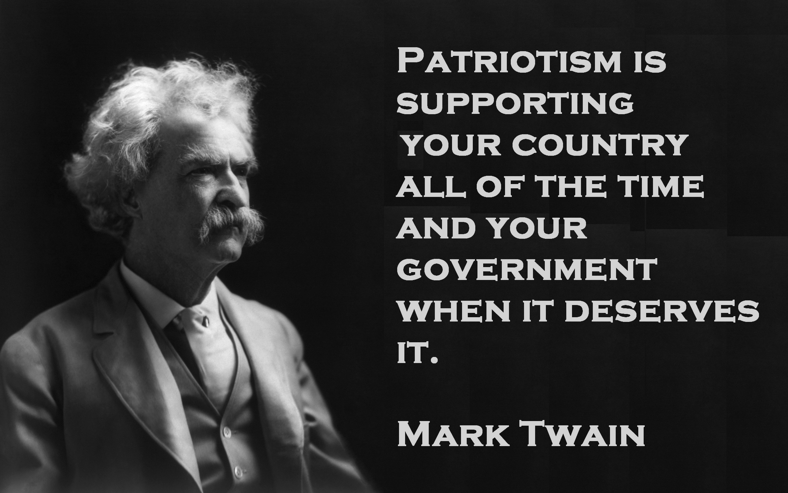 Mark Twain Quotes About Government. QuotesGram