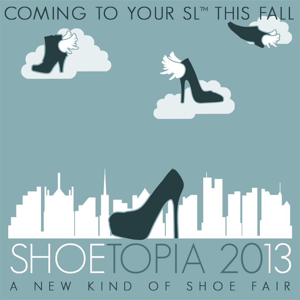 SHOETOPIA is Coming!
