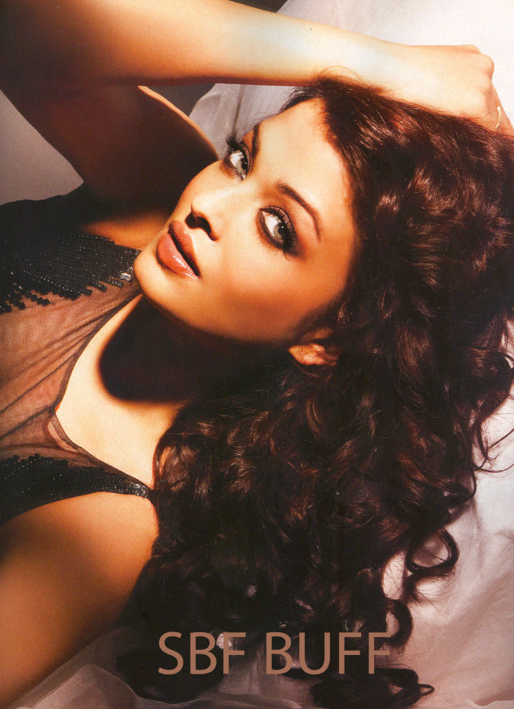 Aishwarya Rai Filmfare Magazine