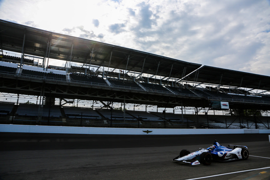 Pagenaud Tops Indy 500 Practice As Patrick Castroneves Make