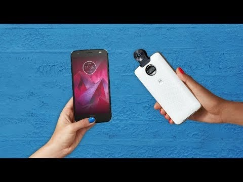 Moto Z2 Force - Motorola`s Ultimate Smartphone of 2017