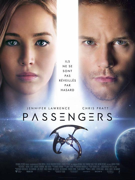Passengers : Affiche
