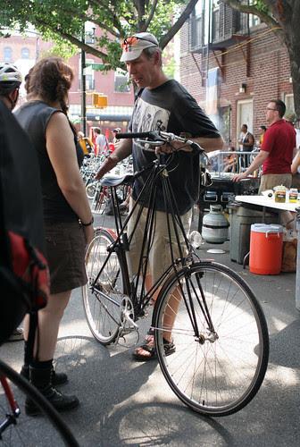 Bicycle Fetish