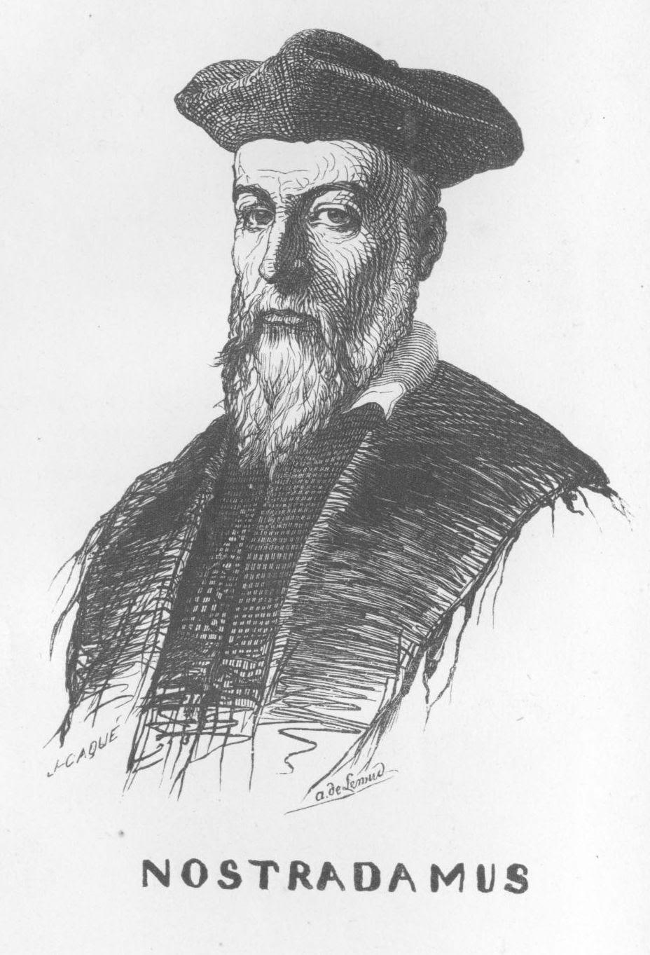 nostradamus by lemud Nostradamus