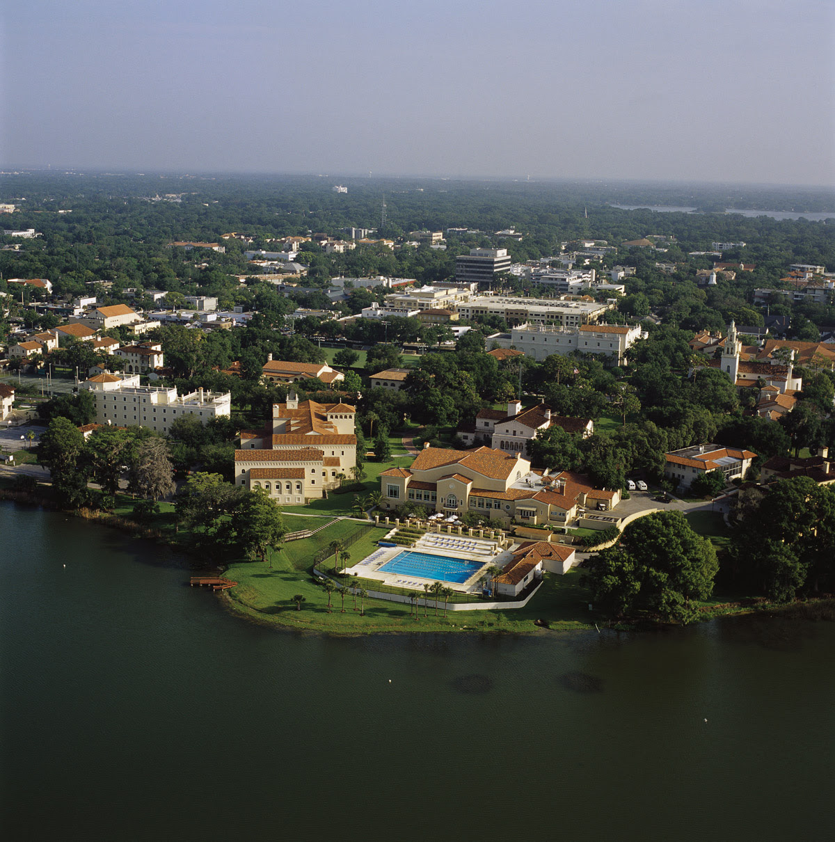 Rollins College, Winter Park, Florida