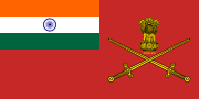 Flag of the Indian Army