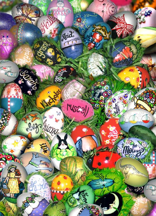 mos egg-stravaganza