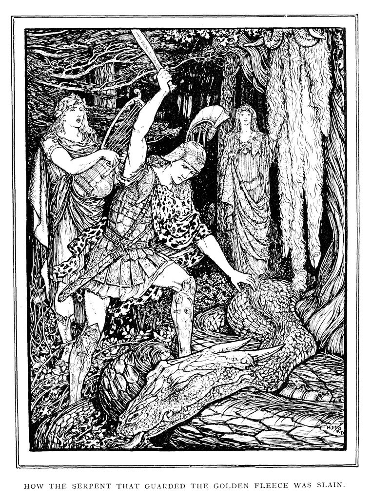 Henry Justice Ford - Tales Of Troy - 3