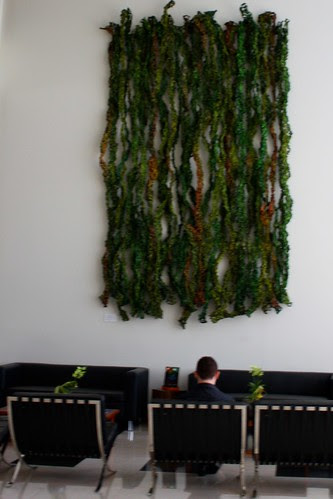 Wall Hanging of Paper pulp