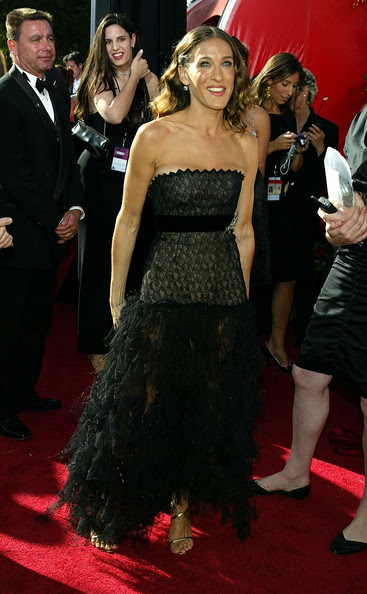 Sarah Jessica Parker Actress Sarah Jessica Parker attend the 56th Annual Primetime Emmy Awards at the Shrine Auditorium September 19, 2004 in Los Angeles, California.