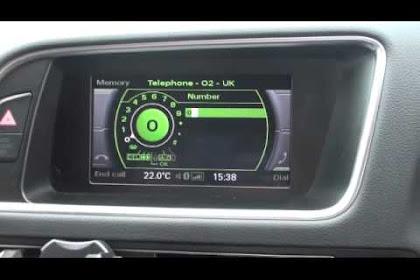 2011 Audi Q5 Bluetooth Music