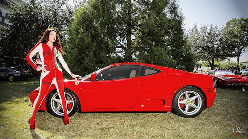 Scuderia Girl by Savage Land Pictures