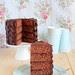 Una semplice torta al cioccolato