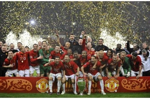 Imagen muestra un equipo ganador