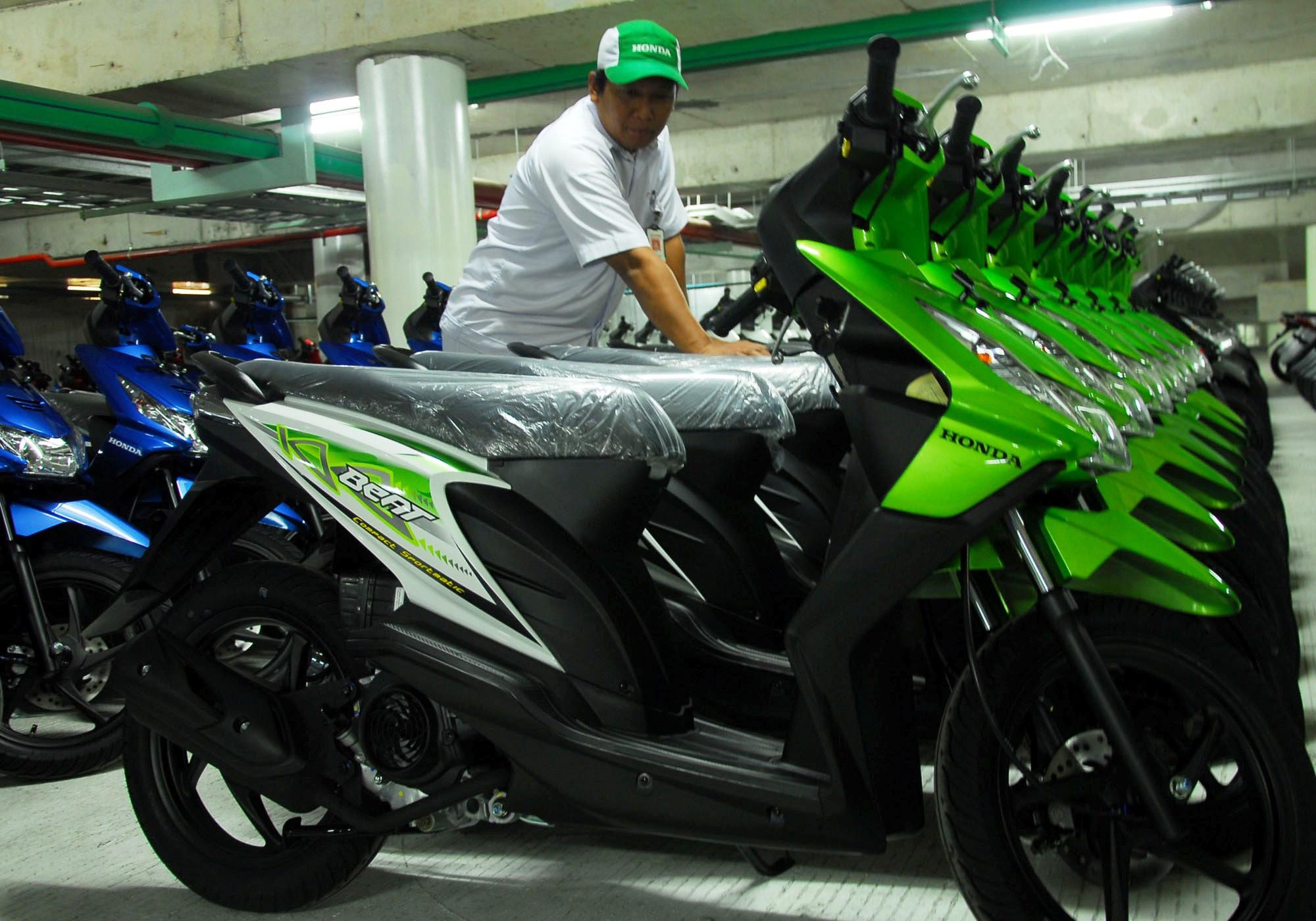 Kumpulan Foto Modifikasi Honda Beat Baru Terlengkap Gubuk Modifikasi