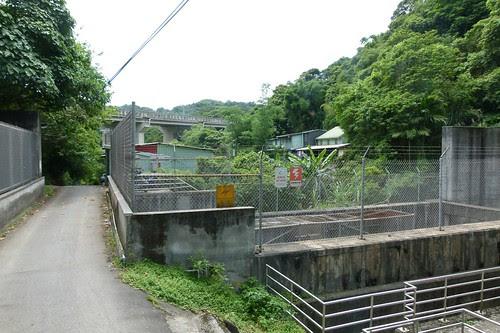 台北捷運棕線 福州山隧道緊急出口
