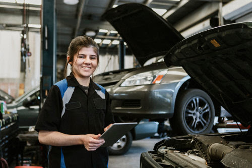 Migrant mechanic
