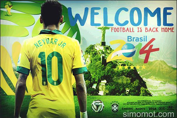 gambar piala dunia brazil « Si Momot