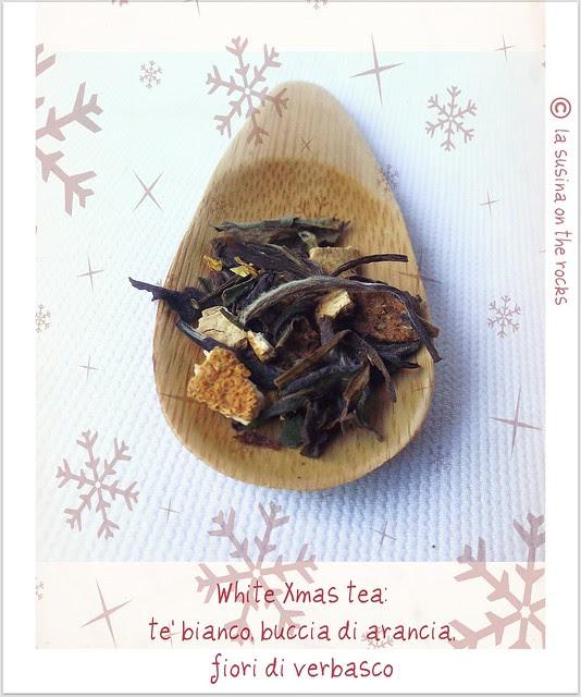 white xmas tea