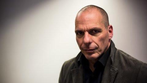 El exministro de Finanzas griego, Yanis Varoufakis.- JAIRO VARGAS