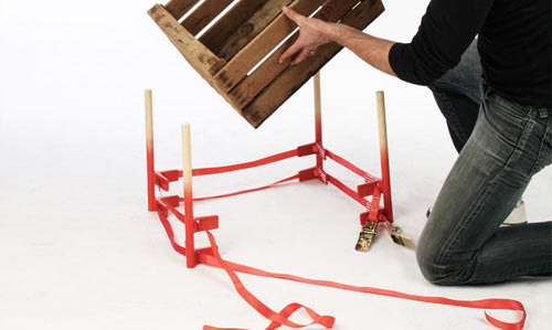 Make Your Own Stool with TheStooler by Andreu Carulla Studio in home furnishings  Category